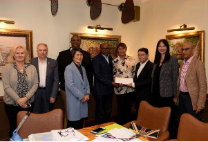 Global Tourism Resilience Centre Provides Relief For The Bahamas