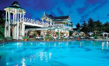 Saint Lucia Coconut Bay Beach Resort - Saint Lucia Records Best August Ever