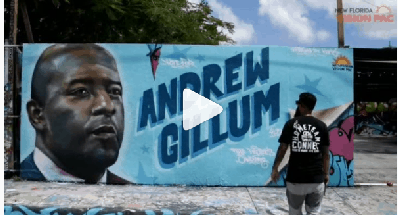 New Florida Vision Ramps Up Latin and African-American Voter Outreach in support of Andrew Gillum