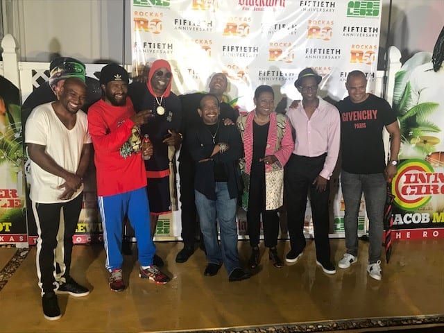 Reggae Veterans Celebrate Inner Circle's Golden Anniversary