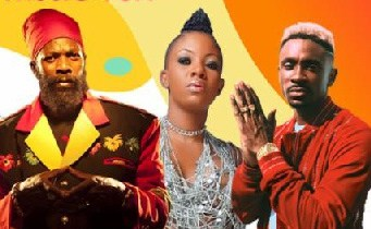Capelton, FayAnn Lyons, Christopher Martin to perform at 9th Annual Grace Jamaican Jerk Festival New York July 21st