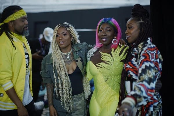 Estelle Curates Successful Evening of Afro-Beats, Reggae, Dancehall and Soca For the 2019 Essence Music Festival