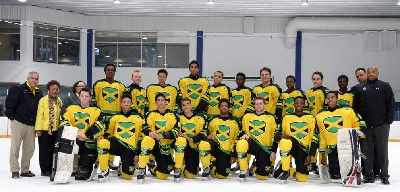 From Bobsleds to Blades Jamaican Men's Ice Hockey Team Set to Compete