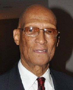 "Bryon LaBeach - 1952 Olympian to Receive ""Brand Jamaica Living Legend Award"" in New York"
