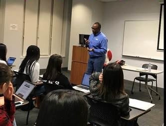 Jamaica's Director of Tourism Donovan White Teaches Tourism at NYU