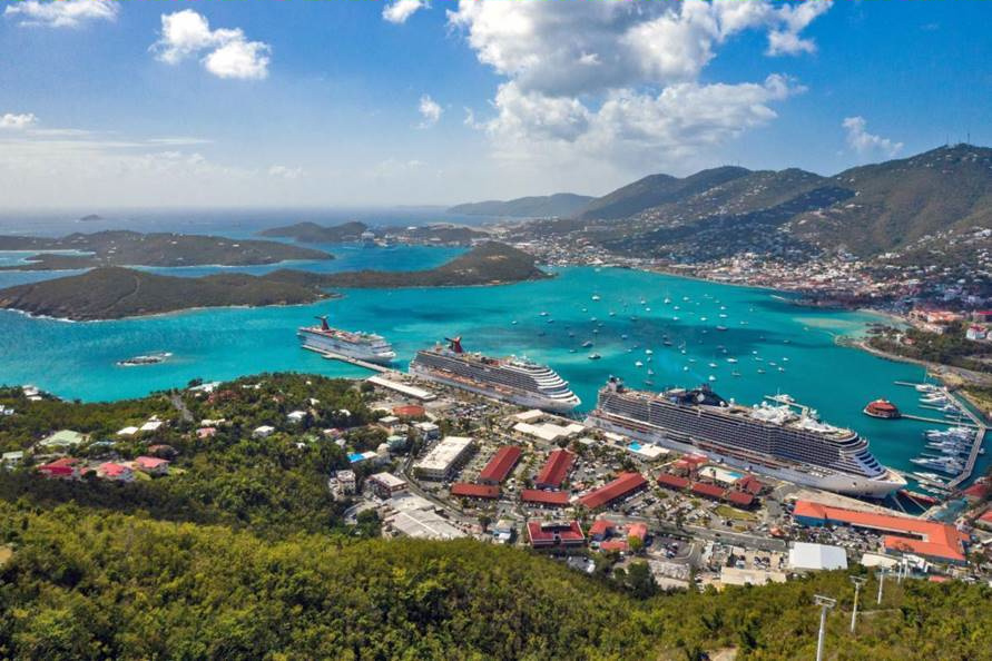 St. Thomas Named Best Caribbean Cruise Destination