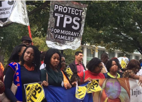 TPS Holders and U.S. Citizen Children Fear Possibility of Separation