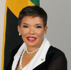 Salute to American Independence Day - Her Excellency Audrey P. Marks