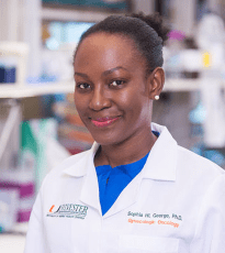 Sophia George, Ph.D. - New Findings about Breast and Ovarian Cancer in Patients from the Caribbean